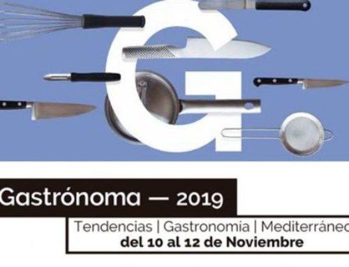 Gastrónoma 2019 en Valencia